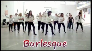 Melody Dance - Danza Burlesque