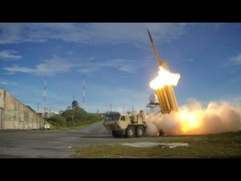 THAAD Anti-Missile System Explained