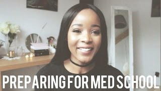WHAT YOU NEED TO KNOW BEFORE STARTING MEDICAL SCHOOL!