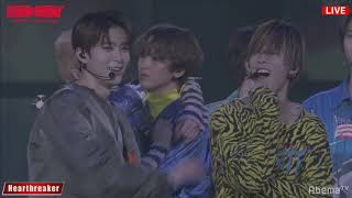 NCT127 - Heartbreaker - NEO CITY:JAPAN-The Origin In Saitama