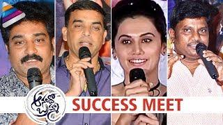Anando Brahma Movie Success Meet..