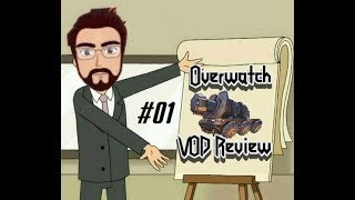 Overwatch Bronze/Silver/Gold VOD Review #1 - Ka1os (Reinhardt)