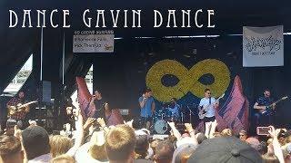 Dance Gavin Dance - Chucky vs. The Giant Tortoise Live (SLC, UT)