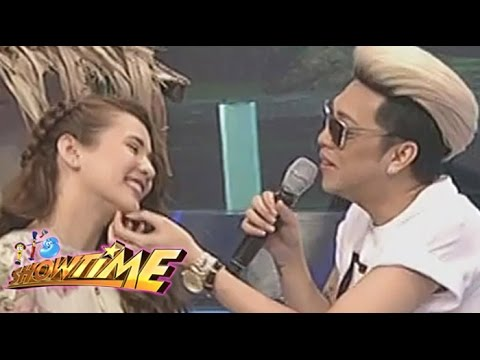 Vice, Karylle hide and seek in Showtime