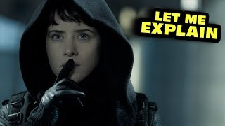 The Girl in the Spider's Web Explained in 7 Minutes