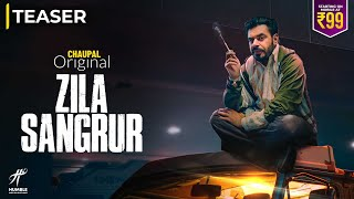 ZILA SANGRUR Chaupal Tv Punjabi Web Series Video HD