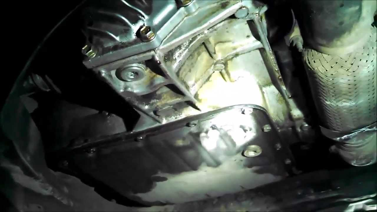 What Transmission Do I Have >> Transmission fluid changing Toyota Camry 1996, differential fluid different - YouTube