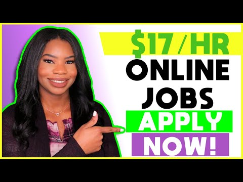 🟢 $17 HOURLY Healthcare Online Work-From-Home Job Now Hiring   Apply Now!