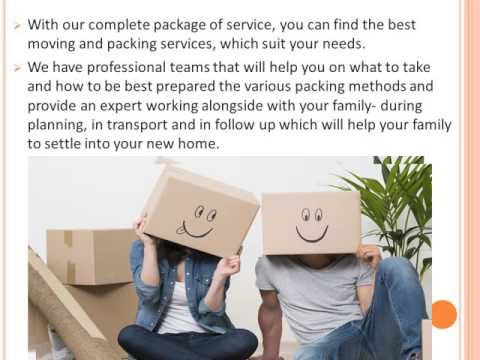 All City Packers and Movers in Jogeshwari (Mumbai) Are Available With Their Best Services