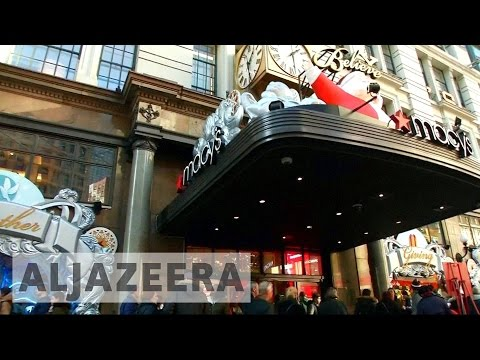 US: Retail shops lose out to thriving online market