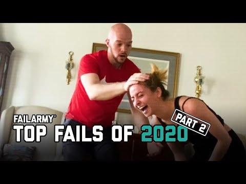 Top Fails of 2020 Part 2   FailArmy