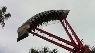 Phoenix off-ride HD Busch Gardens Tampa