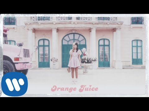 Melanie Martinez - Orange Juice [Official Audio]