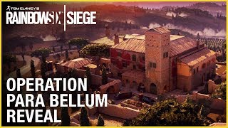 Operation Para Bellum full details revealed
