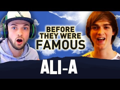 ALI A   Before They Were Famous   YouTuber Biography