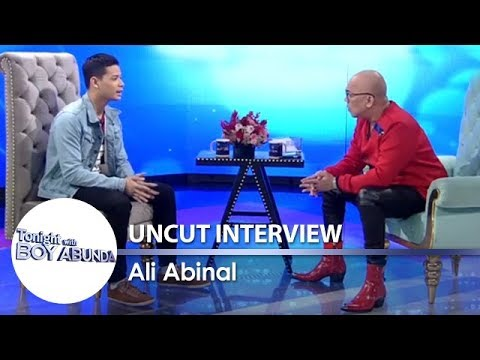 TWBA Uncut Interview: Ali Abinal