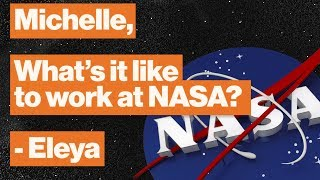 Why working at NASA is amazing | Michelle Thaller