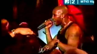 DMX & Cam'ron Live In NYC 1998