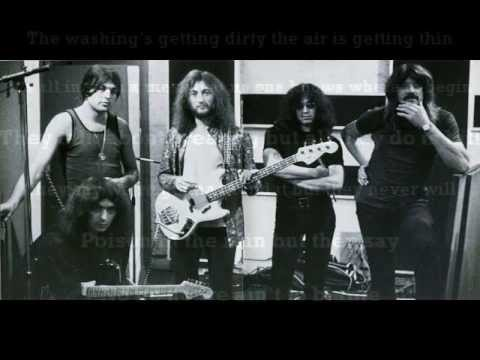 Deep Purple - No No No with LYRICS