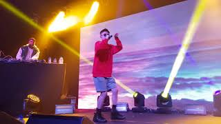 Rich Brian in Auckland intro