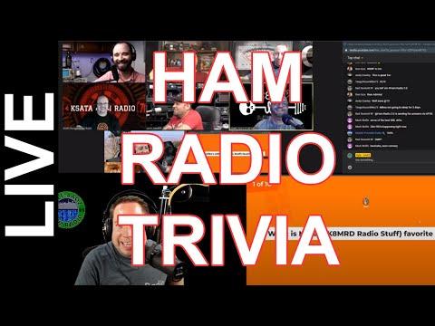 Ham Radio Trivia - YouTubers Bunch