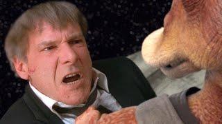 Han Solo VS Jar Jar Binks