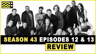 Saturday Night Live Season 43 Episodes 12 & 13 Review & Reaction | AfterBuzz TV