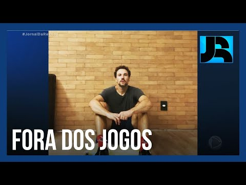 Tenista Bruno Soares deixa os Jogos de Tóquio após diagnóstico de apendicite