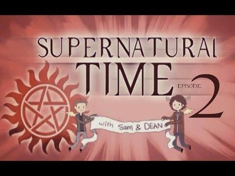 Supernatural Time Is Back