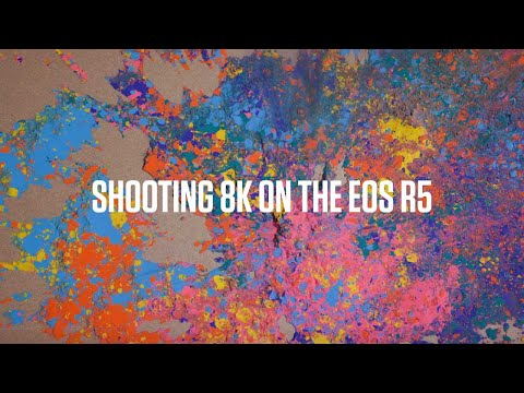 Focus, form and freedom – shooting 8K on the Canon EOS R5