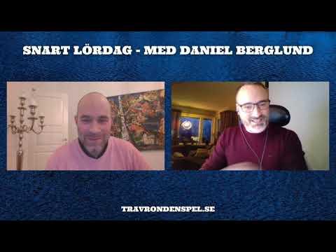 V75 Bollnäs | Snart lördag, med Daniel Berglund