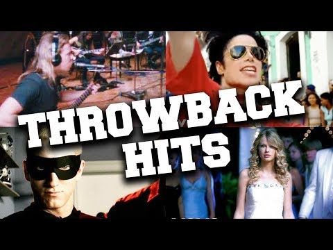 Best 100 Throwback Hits of the 1990's - 2000's