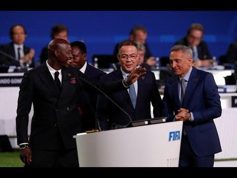 مغاربة وملف ترشيح المغرب لمونديال 2030