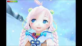 【Rana V3】Let it go in 25 languages【F Cover - VOCALOID MMD】+ VSQx