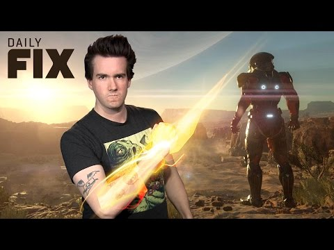 Mass Effect Andromeda Lands A Release Date - IGN Daily Fix