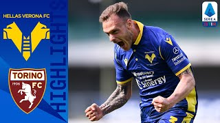 Hellas Verona 1-1 Torino | Late Dimarco Strike Sees The Points Shared In Verona! | Serie A TIM