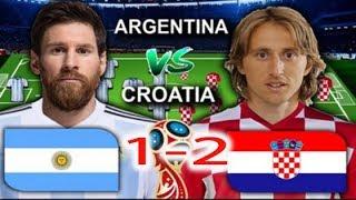 Nhận định Argentina vs Croatia (01h00 ngày 22/6): HLV Croatia coi thường Argentina trước chạm trán
