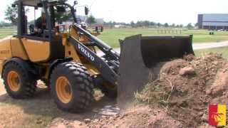 'Who doesn't love operating a 22 ton Motor Grader?