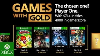 Star Wars and Tomb Raiders come to Xbox Games with Gold in May