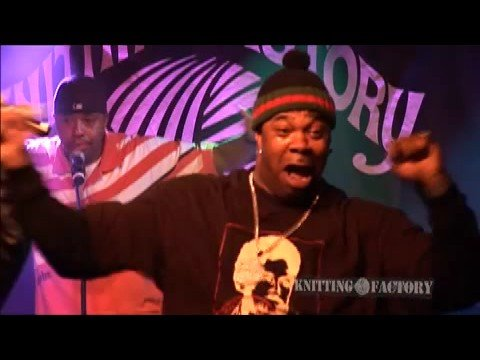 Busta Rhymes - Arab Money (Live at Knitting Factory)