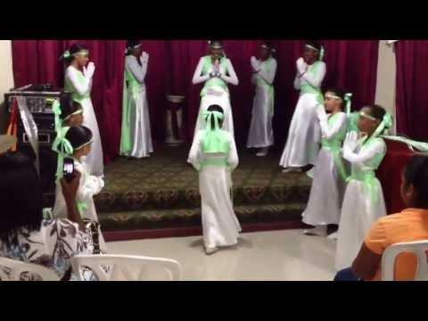 Danza cristiana de adoración