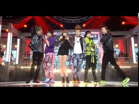 SJ Fx victoria Special stage + SNSD Go girl mirror