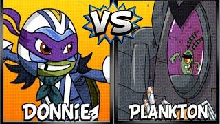 Super Brawl 4: Donnie Vs Plankton - Nick Games