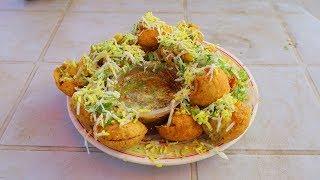 Bangladeshi Street Food - Fuchka recipe in Bengali Style - How to make Bangladeshi Style Fuchka