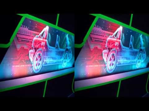 The New Test Track 3D - Full Ride Through - Side By Side Disney World - EPCOT