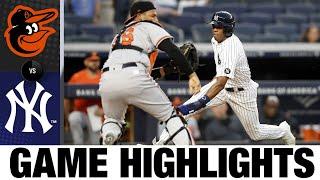 Orioles vs. Yankees Game Highlights (8/03/21) | MLB Highlights