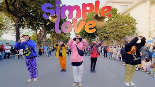[V-POP IN PUBLIC] Simple Love - Obito x Seachains | Full Dance Video | KION-X Dance Team