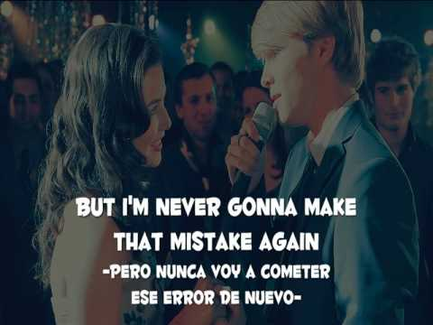 What you mean to me - Sterling Knight / Inglés y Español