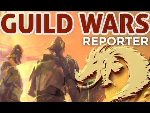 Guild Wars Reporter 196 - Out of the Shadows at Last! Well…soon.