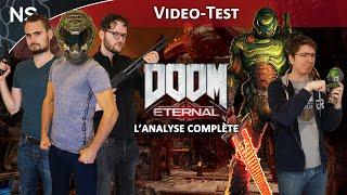 vidéo test Doom Eternal par The NayShow